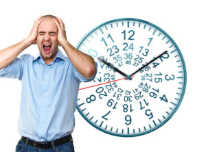 Circadian rhythm sleep disorders involve either difficulty falling asleep, waking up during the sleep cycle or waking up too early and being unable to fall back to sleep.