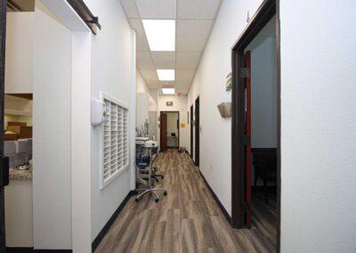 Eastchase-hallway